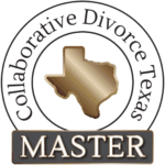 credentialed collaborative divorce badge